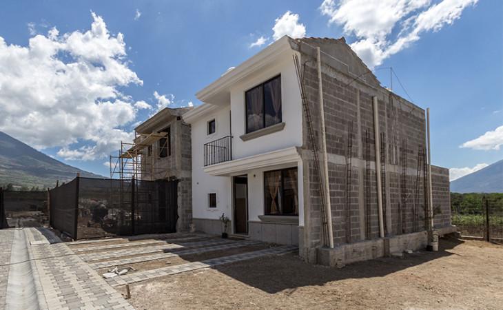 1 exterior residencia modelo Fusion Celajes